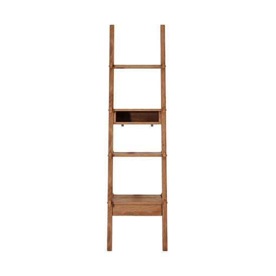 Urban Ladder Kitchen Shelf: Simply City Ladder Shelves With Drawer & Niche